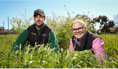 NEW AGRICULTURAL HUB TRIAL TAKES OFF