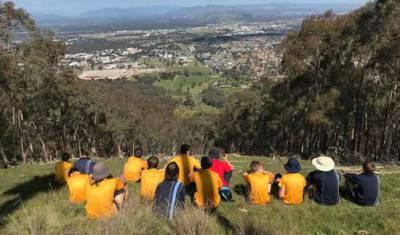 Boys Rite Journey Hike